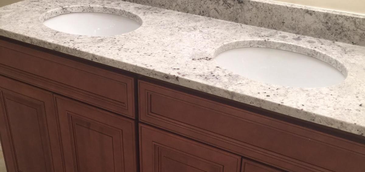 double_vanity_with_granite